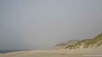 North Beach, Sable Isand